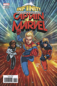 INFINITY COUNTDOWN CAPTAIN MARVEL #1 LIM VARIANT FOC 05/07 (ADVANCE ORDER)