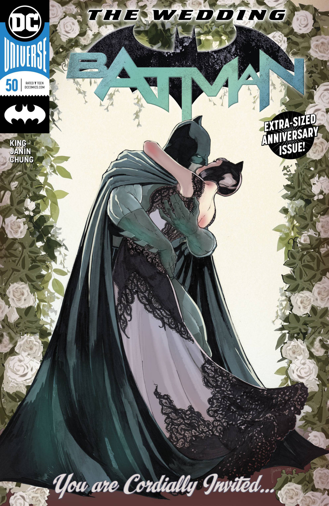 BATMAN #50 FOC 06/11 (ADVANCE ORDER)