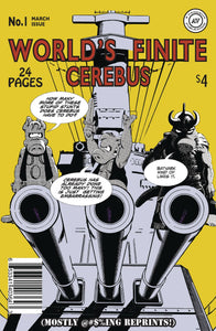 WORLDS FINITE CEREBUS #1  03/28/18