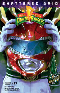 MIGHTY MORPHIN POWER RANGERS #25 POLYBAG MIX SG 03/28/18