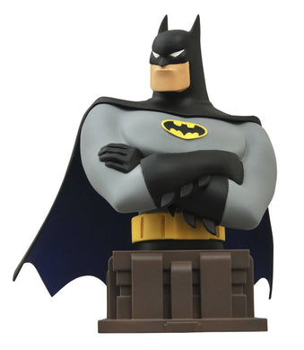 BATMAN TAS BATMAN BUST STATUE 07/04