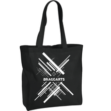 Tote Bag #EXPLORINGNEWSTARS (Black)