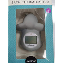 Mininor Digitalt badetermometer - elefant