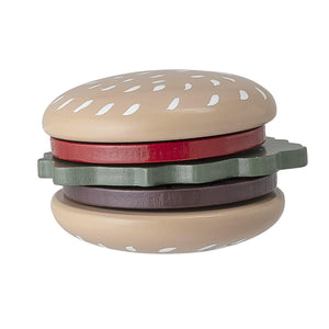 Bloomingville Legemad burger, Multi farvet, Lotus