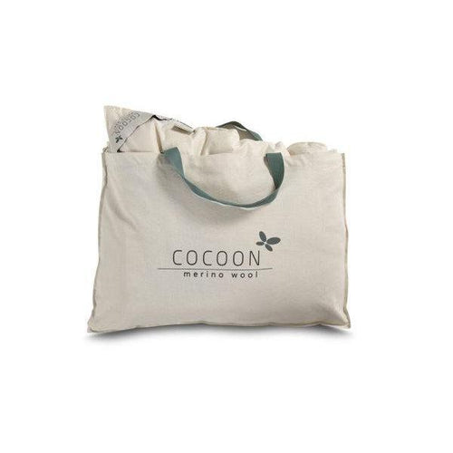 Cocoon Company Merino Wool juniordyne light 100x140 cm.