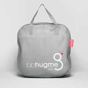 bbhugme Graviditets - og ammepude - Dusty Pink