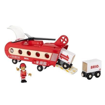 Image of   BRIO Fragthelikopter FSC - 33886
