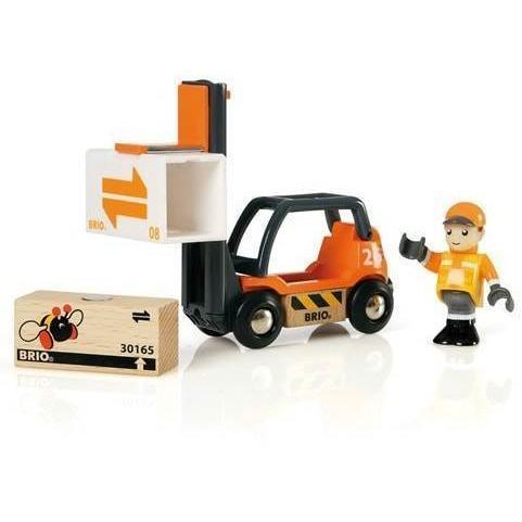 Image of   BRIO Gaffeltruck - 33573
