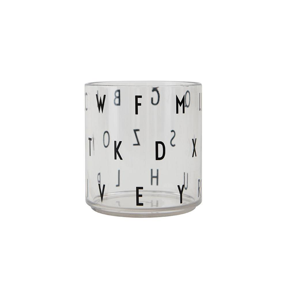 Image of   Design Letters Kids personal drinking glass - ABC