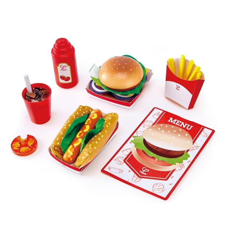 Image of   Hape Fast Food legemad