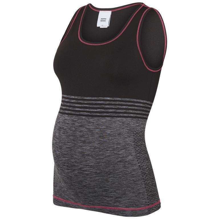 Image of   Mamalicious Lamy active tank top
