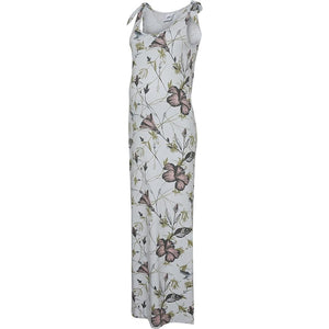 Mamalicious Sadie Maxi ventekjole - blomsteret