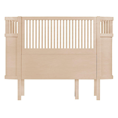 Sebra sengen, klassisk, baby og junior - Wooden edition