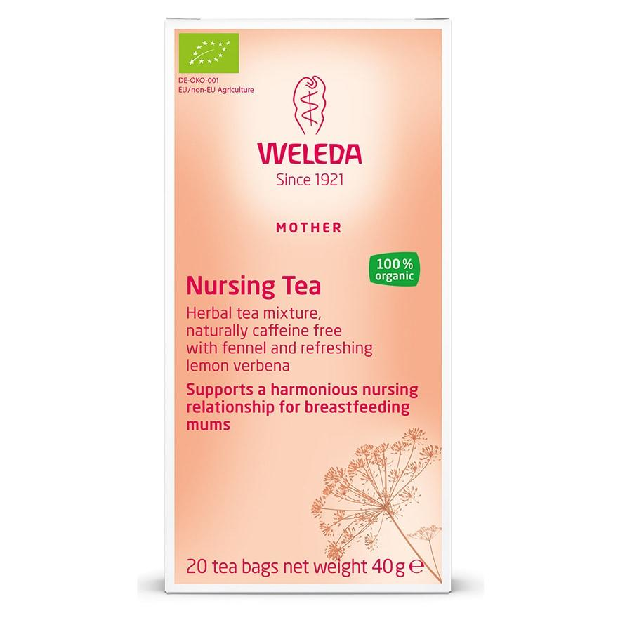 Image of   Weleda Mother's Tea - 20 breve / 40 gram