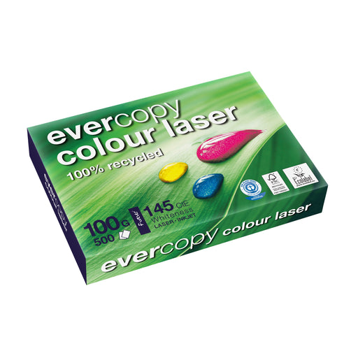Evercopy Colour Laser, hochweiss, 100g/m², A3