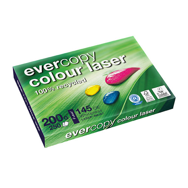 Evercopy Colour Laser, hochweiss, 200g/m², A3