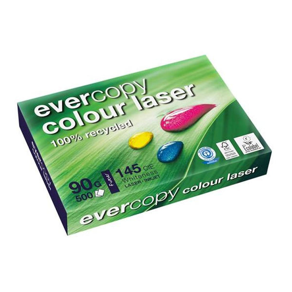 Evercopy Colour Laser, hochweiss, 90g/m², A4