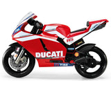 Bounce and Swing:Peg Perego Ducati GP Electric Motobike 12v