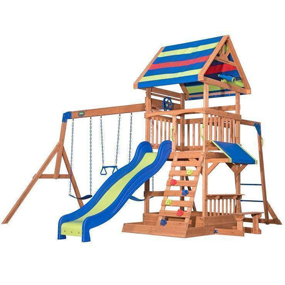 Lifespan BYD Beachfront Play Centre Play Centres- Bounce and Swing