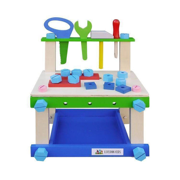 Lifespan Workbench Woodworx Junior Play Sets- Bounce and Swing