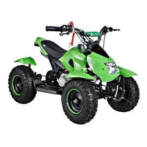GMX 49cc Junior Quad Bike Green Ride On