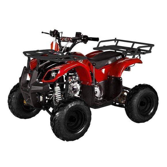 GMX Mudder JNR 125cc Farm ATV Red Ride On
