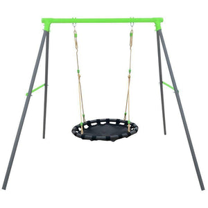 Lifespan Cellar Metal Nest Swing Set