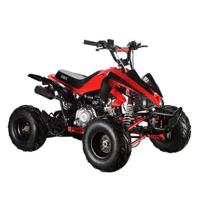 GMX Beast 110cc Sports Quad Bike Red Ride On