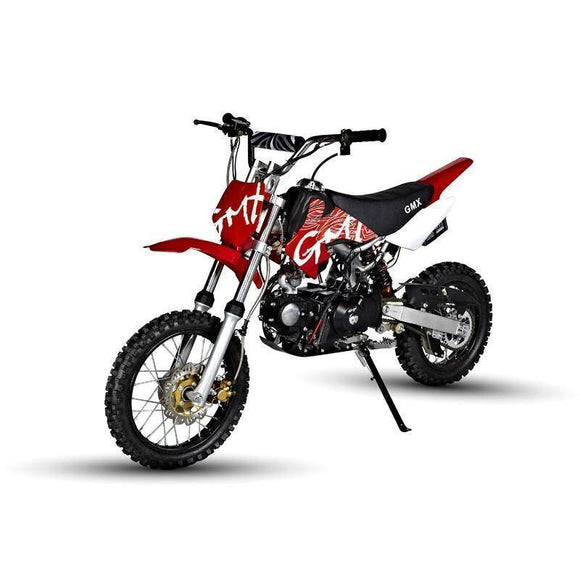 GMX Rider 125cc Dirt Bike Kids Ride On Red
