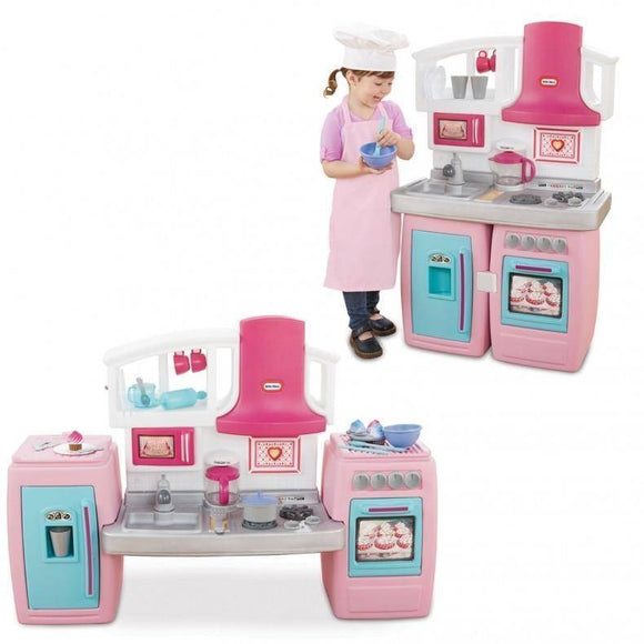 Little Tikes BAKE 'N' GROW KITCHEN Play Sets- Bounce and Swing