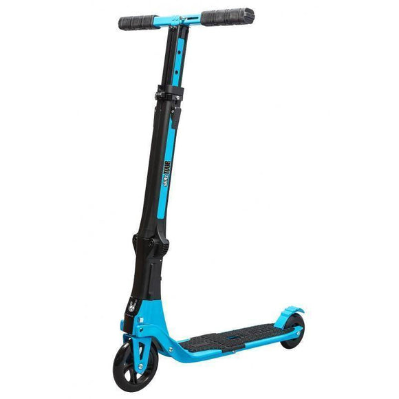 Go Skitz Tour Foldable Scooter with Backpack - Sky Blue Kids Ride On