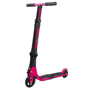 Go Skitz Tour Foldable Scooter with Backpack - Pink Kids Ride On