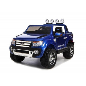 Ford Ranger 12V Electric Ride On - Blue  Kids Ride On