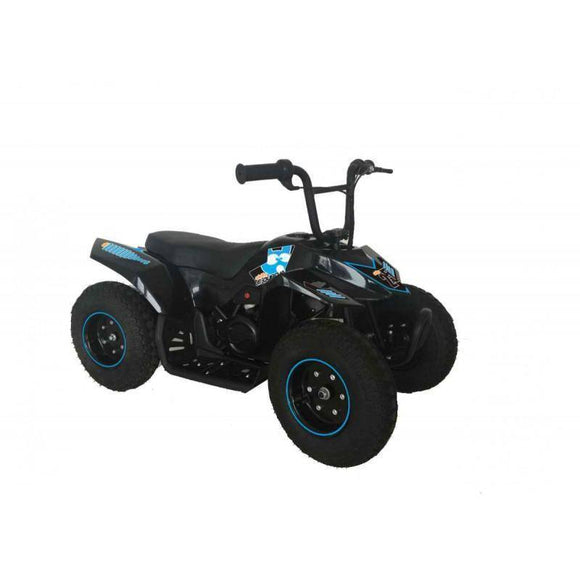 Go Skitz 2.5 E-Quad Bike Blue Kids Ride On