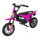 Go Skitz 2.5 Electric Dirt Bike - Pink Kids Ride On