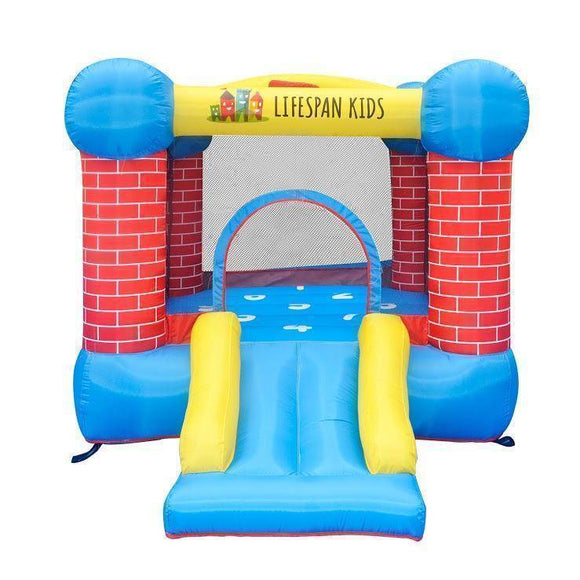 Lifespan BounceFort Mini 2 Jumping Castles- Bounce and Swing
