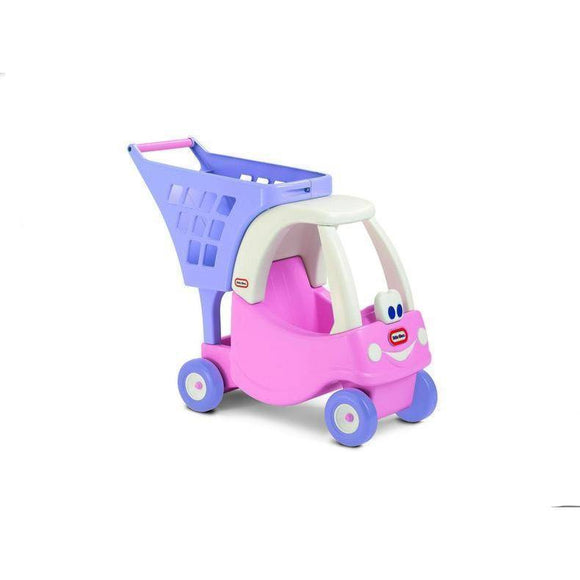 Little Tikes Princess COZY COUPE SHOPPING CART Play Sets- Bounce and Swing