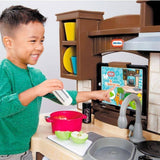 Little Tikes COOK'N'LEARN SMART KITCHEN Play Sets- Bounce and Swing