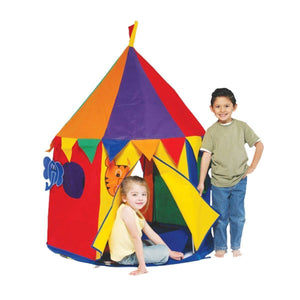 Lifespan Bazoongi Special Edition Circus Tent Playhouse- Bounce and Swing