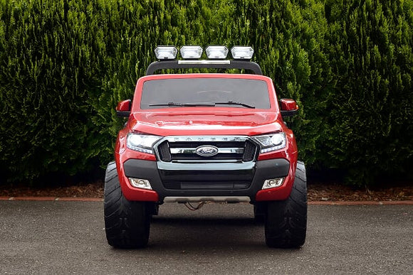 Ford Ranger Electric Ride On Toy Car 24v (Red)