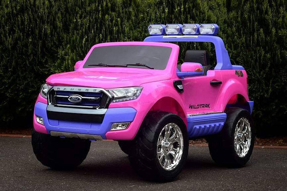 Ford Ranger Electric Ride On Toy Car 24v (Pink)