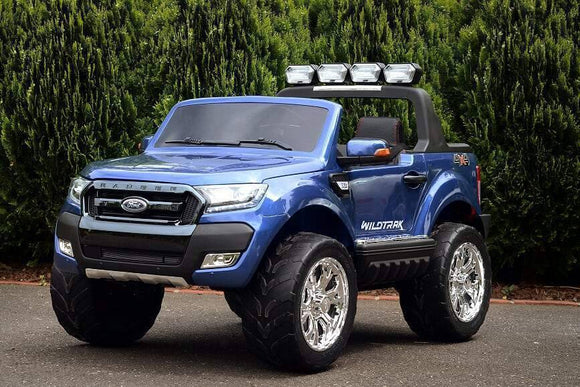 Ford Ranger Electric Ride On Toy Car 24v (Blue)