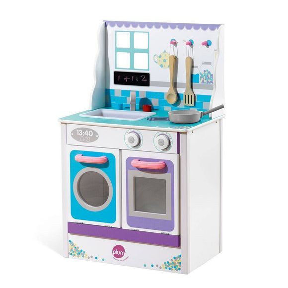 Plum Chive Cook-a-Lot Kitchen Play Sets- Bounce and Swing