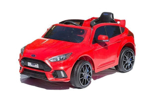 Ford Focus Electric Ride On Toy Car 12v (Red)