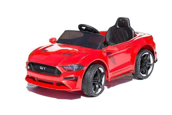 Ford GT  Electric Ride On Toy Car 12v (Red)