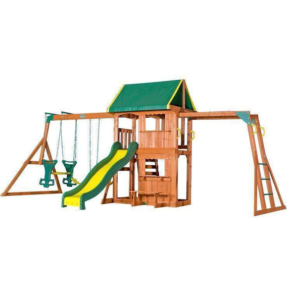 Lifespan BYD Prairie Ridge Play Centre Play Centres- Bounce and Swing