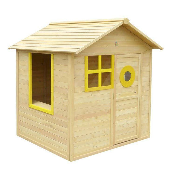 Lifespan Bandicoot Cubby House Playhouse- Bounce and Swing