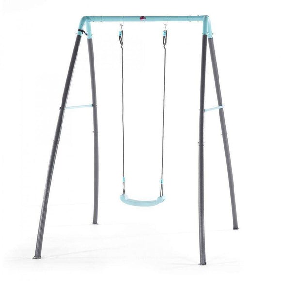 PLUM Premium Metal Single Swing with Mist Sliders&Swings- Bounce and Swing
