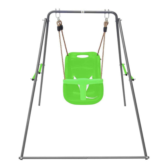 Lifespan Bobcat Foldable Baby Swing Set