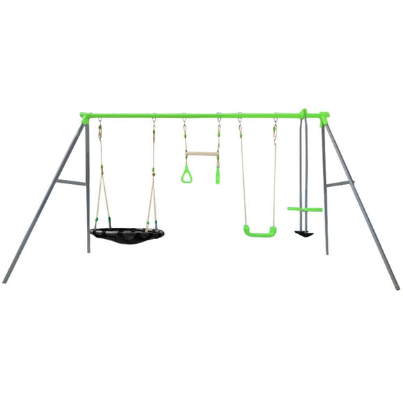 Lifespan Lynx Metal Swing Set